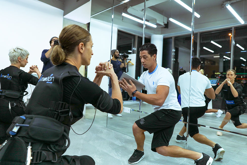 What is EMS Fitness?