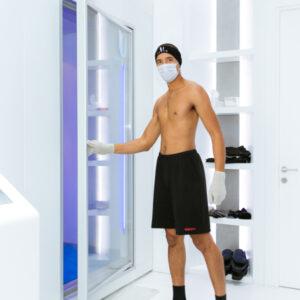 ucryo cryotherapy single session