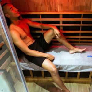 ucryo infrared sauna single session