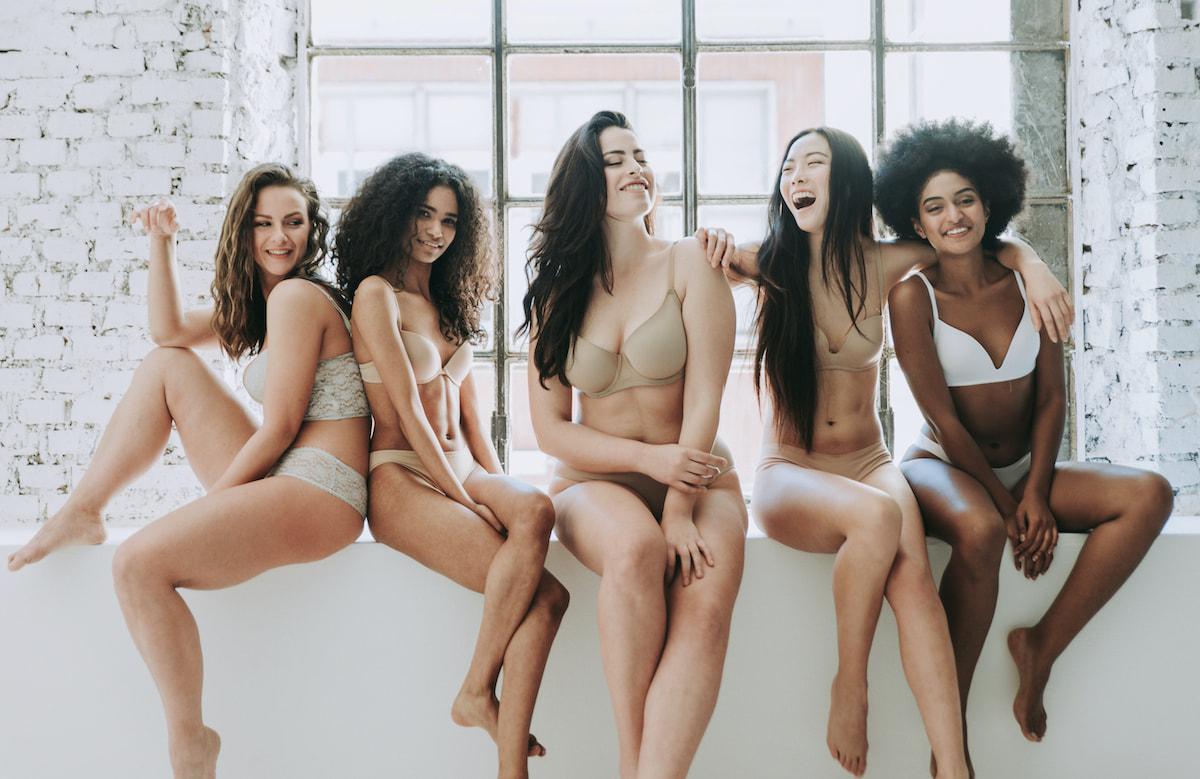 women posing cryo t shock
